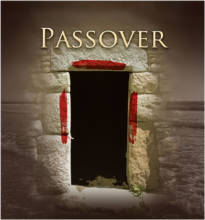 passover door blood
