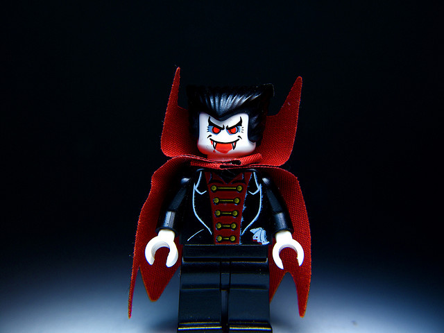 Lord Vampyre (Lego Express)