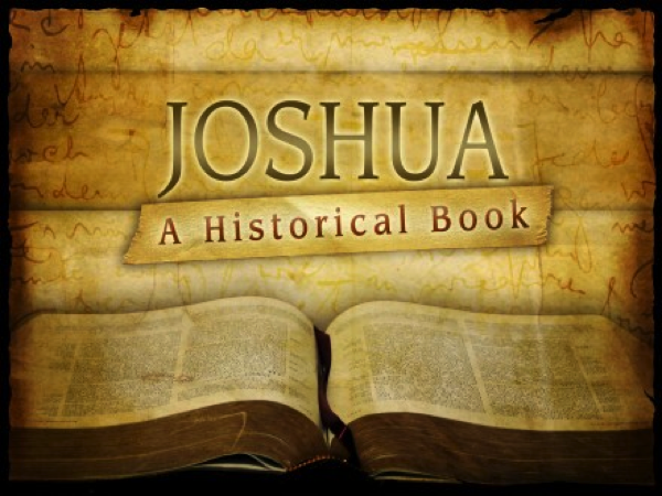 a review of the book of joshua in the bible The book of joshua carefully structures its description of the invasion of palestine the strict organization of the book emphasizes that the description of the conquests is a literary.
